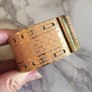 Henri Bendel Enamel Bangle Bracelet